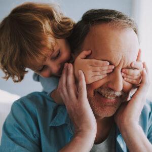 Mor- eller Farföräldrar