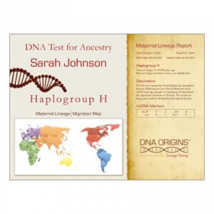 DNA Origins® Moderslinjen