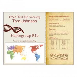 DNA Origins® Faderslinjen